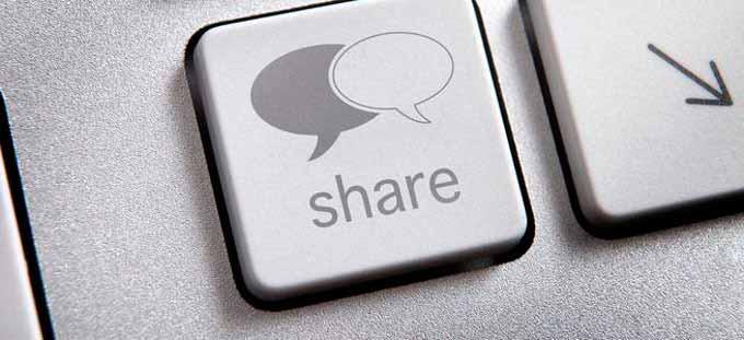 boton compartir redes